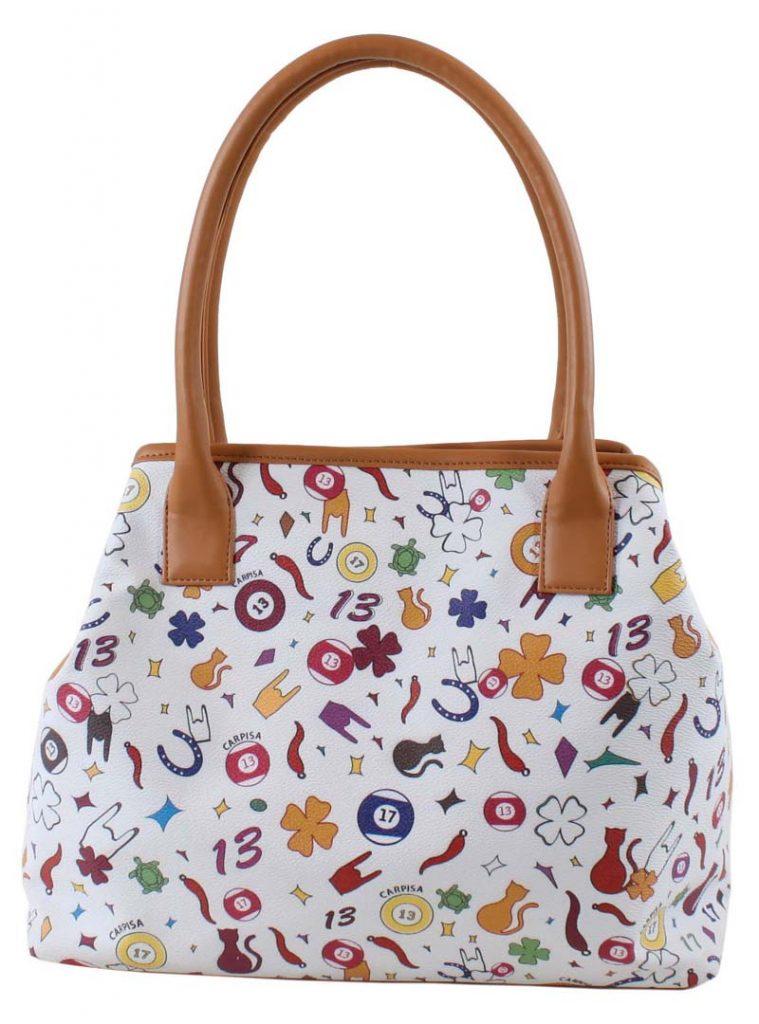 Carpisa - modne torby z nadrukiem  9