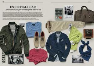 Moda Męska  Marc O'Polo – męski niezbędnik na majówkę