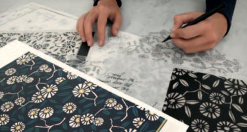 Marc O'Polo – sztuka zdobienia jedwabiu