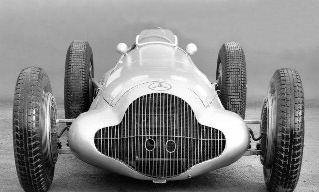 Aukcja unikatowego bolidu Mercedesa podczas Festiwalu Prędkości Goodwood 2013