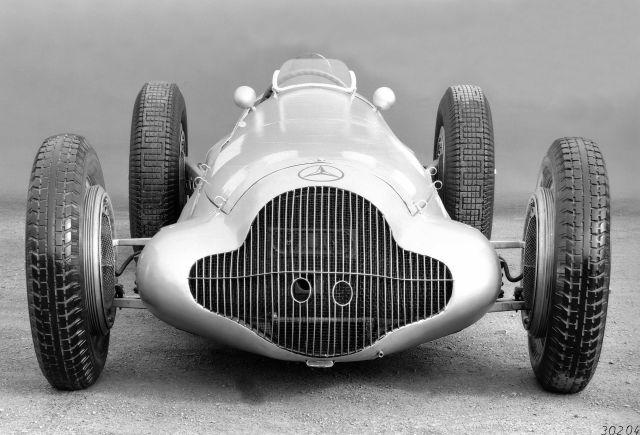 News  Aukcja unikatowego bolidu Mercedesa podczas Festiwalu Prędkości Goodwood 2013