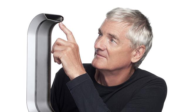 News  Dyson Hot+Cool™ bezłopatkowy wentylator z funkcją grzania
