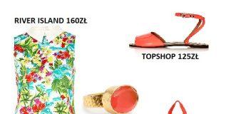 Kolorowe sukienki na lato - zobacz stylizacje 1