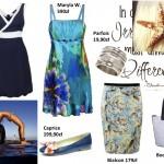 Moda Damska  Wakacje - Stylizacja na letnie wyjazdy