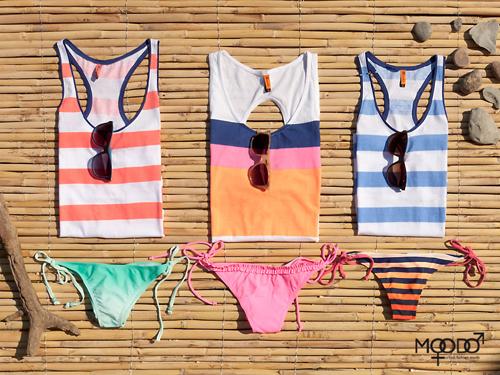 Gorące trendy w plażowej kolekcji MOODO 2