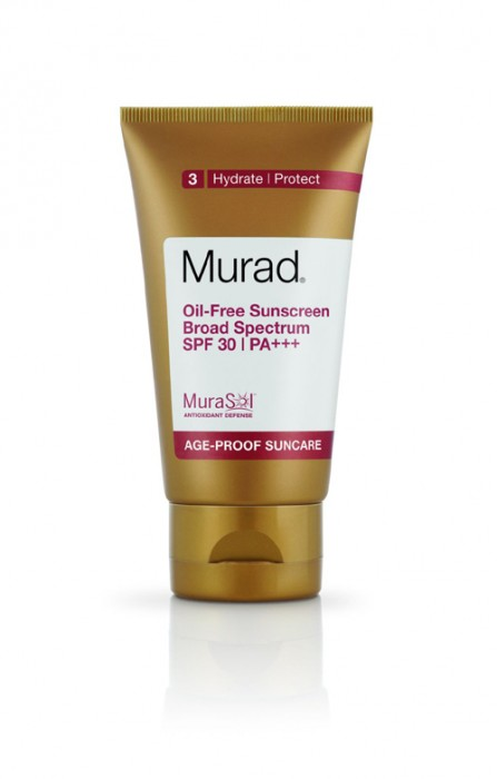 News  Oil-Free Sunscreen SPF 30 PA – Dr Murad