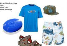 Merrell Cambrian Strap Sport – sportowe sandały dla mężczyzn 2