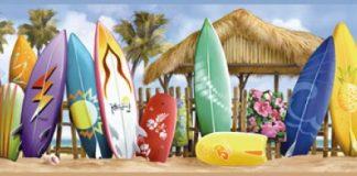 Wspomnienie lata – Pokój Surfera 18