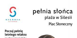 Gigantyczna plaża w Silesia City Center
