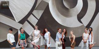 Moda&Street art - Małopolskie Blogerki Modowe w sesji dla Galerii Krakowskiej 9