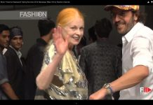 Fashion Show VIVIENNE WESTWOOD Spring Summer 2014 Menswear Milan HD by Fashion Channel