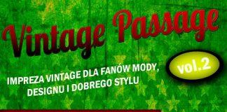 Targi mody Vintage Passage vol.2 już 29.09.2013 w Warszawie!