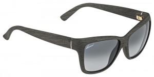 Akcesoria  Gucci prezentuje okulary przeciwsłoneczne - Liquid Wood - z organicznego płynnego drewna
