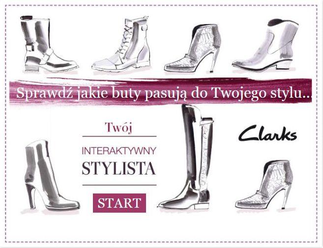 Interaktywny stylista CLARKS