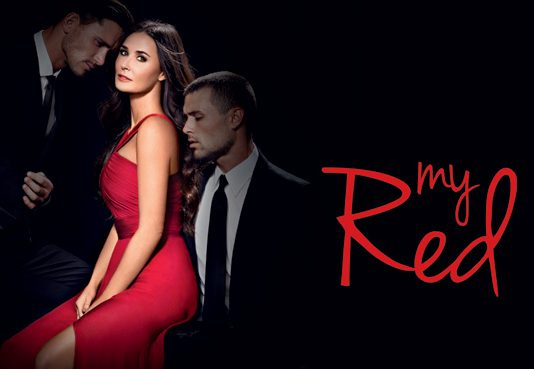 Oriflame przedstawia My Red by Demi Moore – kuszący zapach z nutą bardzo rzadko spotykanego czerwonego jaśminu 3