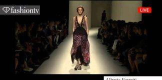 Alberta Ferretti Wiosna/Lato  2014 Milan Fashion Week