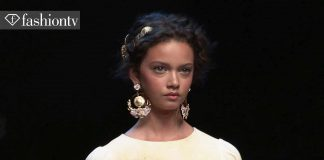 Dolce & Gabbana Wiosna/Lato 2014 FULL SHOW  Milan Fashion Week
