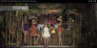 """DSQUARED"" Fashion Show Wiosna/Lato  2014 Milan"