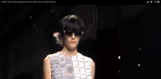 """""""FENDI"""" Fashion Show Wiosna/Lato  2014 Milan"""