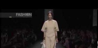 """""""GIANFRANCO FERRE'"""" Fashion ShowWiosna/Lato  2014 Milan"""