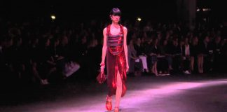 Givenchy Wiosna/Lato 2014 Full Fashion Show | Exclusive