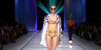 """""""JUST CAVALLI"""" Fashion Show Wiosna/Lato  2014 Milan"""