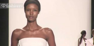 Kaufmanfranco Wiosna/Lato 2014 ft Alessandra Ambrosio MB New York Fashion Week