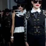 Uroda  Fryzury pełne lata -  Fashion Week w Mediolanie