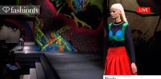 Prada Wiosna/Lato  2014 Milan Fashion Week