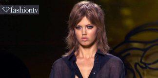 Versace Wiosna/Lato  2014 Milan Fashion Week