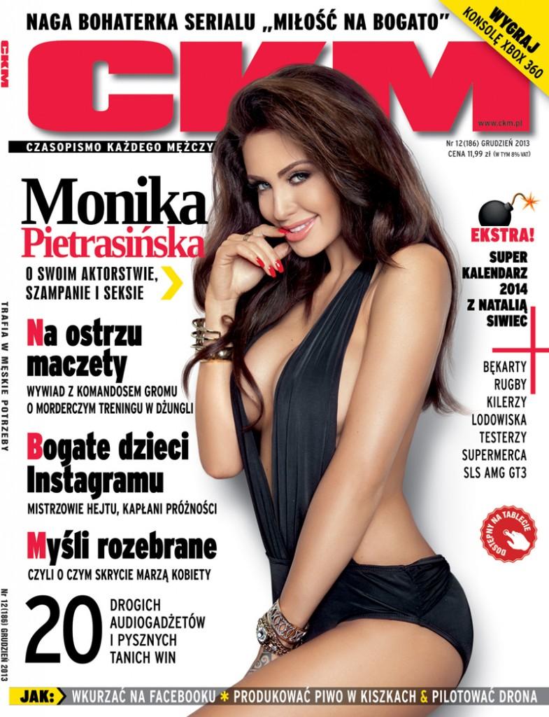 News  Monika Pietrasińska  i Hit wszech czasów! Kalendarz CKM i Agito.pl na rok 2014