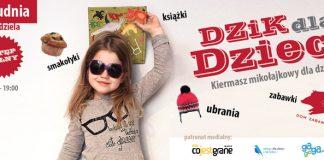 DZiK dla dzieci - Kiermasz mikołajkowy i warsztaty dla dzieci