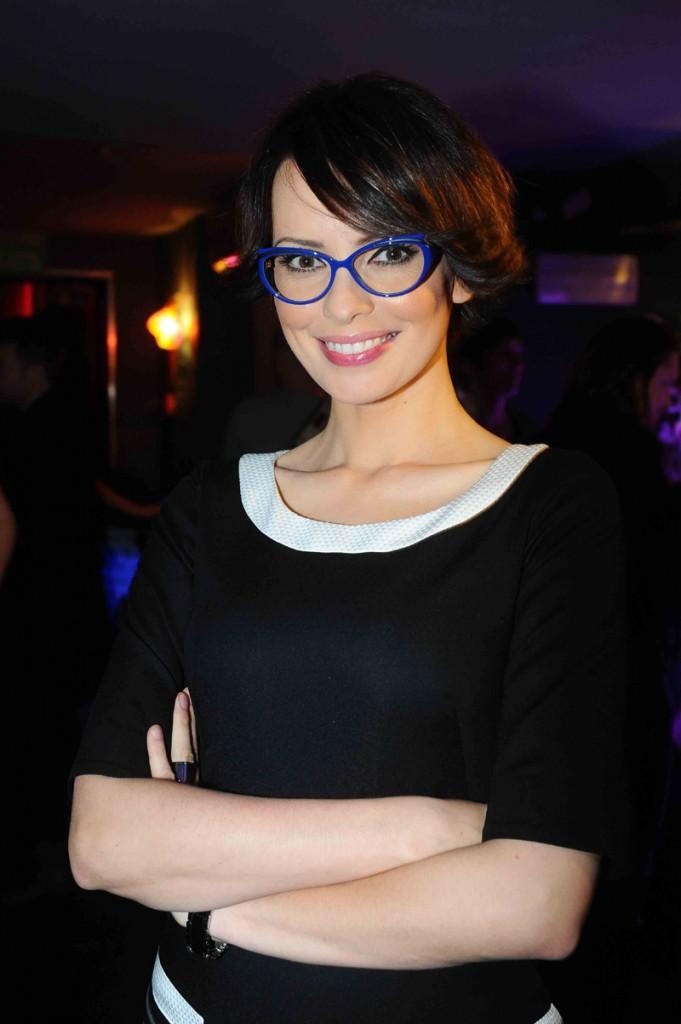 Akcesoria  Dorota Gardias w klubie Enklawa