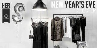 Sylwestrowe ubrania z najnowszej kolekcji HOUSE