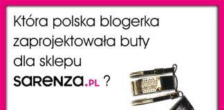 Nowy projekt modowy sklepu Sarenza.pl!