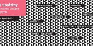 Nowoczesne technologie na drugie urodziny Centrum Designu Gdynia