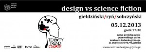 Design News  TEMATY TRENDOWATE – DESIGN VS SCIENCE FICTION