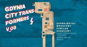 Design Konkursy News  Rusza Gdynia City Transformers_V03!
