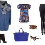 Stylizacje  Zimowa moda w kobiecym wydaniu