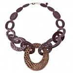 Akcesoria Biżuteria  Skórzana biżuteria od Sophie Thao