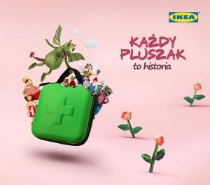 News  Pluszaki IKEA pomagają dzieciom – audiobook z bajkami gwiazd