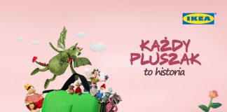 Pluszaki IKEA pomagają dzieciom – audiobook z bajkami gwiazd