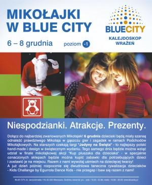 News  MIKOŁAJKI z BLUE CITY