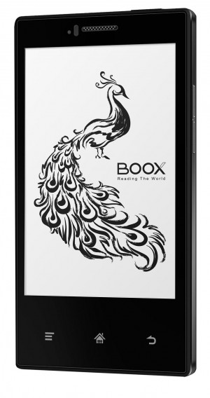 Design News  Midia InkPhone: smartfon dla bibliofili i podróżników