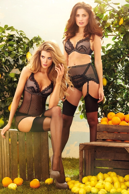 Gossard wyprzedza trendy – wiosenna kolekcja marki już w salonach!