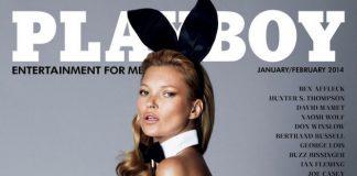 Kate Moss zachwyca nagością w Playboy'u, ale tak naprawdę nigdy nie jest naga z St. Tropez 2