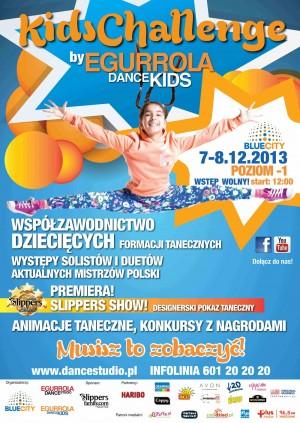 News  Kids Challenge w Blue City