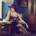 Bielizna Damska Moda Damska  Axami w stylu eleganckich lat 20!
