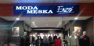 Enzo rozszerza męską ofertę w Centrum Handlowym Auchan Bydgoszcz 2
