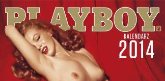 Playboy - Kate Moss oraz ekskluzywny kalendarz na rok 2014!